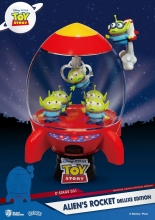 Toy Story Diorama PVC D-Stage Aliens Rocket Deluxe Edition 15 cm