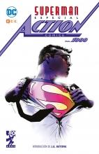 SUPERMAN: ESPECIAL ACTION COMICS 1000 [CARTONE]