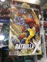 Patrulla-X Oro 67 / 005
