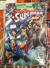 Superman: Alba Salvaje (grapa, completa)