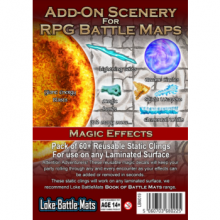 Add-On Scenery - Magic Effects - EN