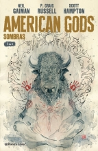 AMERICAN GODS: SOMBRAS Nº07 (7 DE 9)