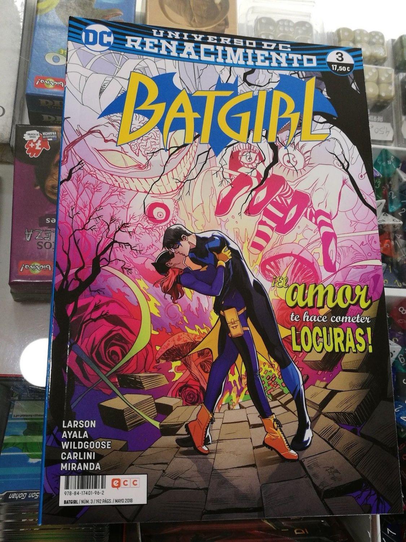 Batgirl (Renacimiento) 03