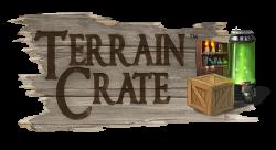 Terrain Crate - Escenografía