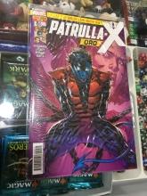 Patrulla-X Oro 71 / 009