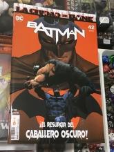 Batman nº 42: La ciudad de Bane