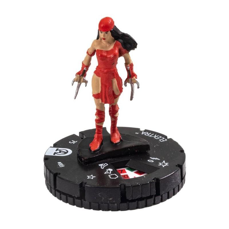 HC Avengers Black Panther and the Illuminati: 003 Elektra