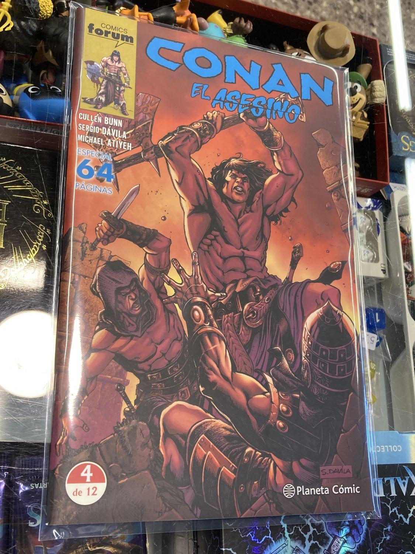 Conan El Asesino (4 de 6)