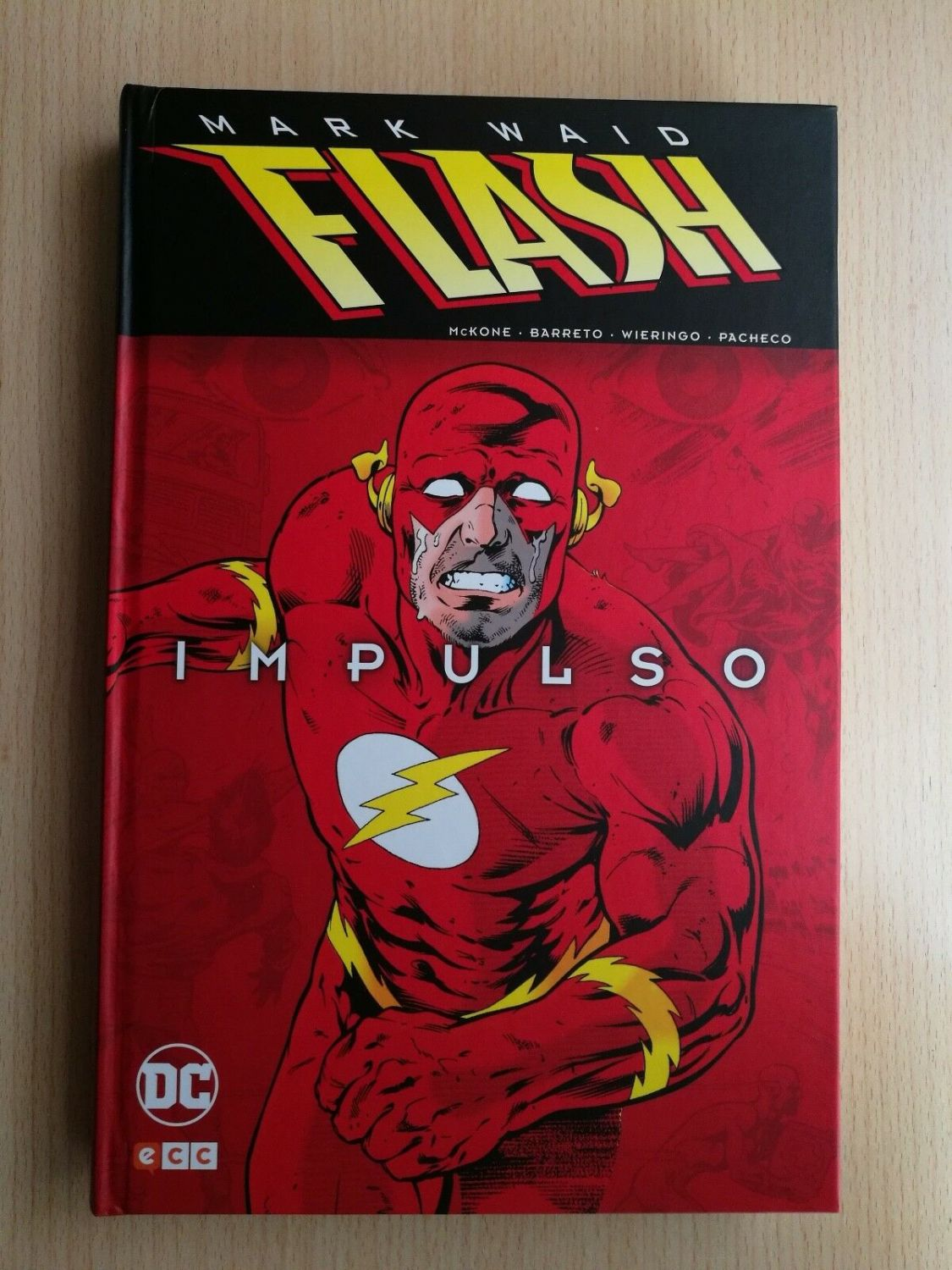 Flash de Mark Waid - Impulso