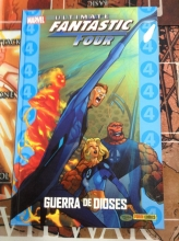 Ultimate Fantastic Four - Guerra de dioses