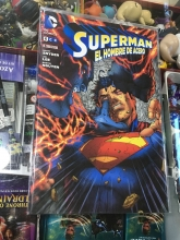 Supermán, El Hombre de Acero 06