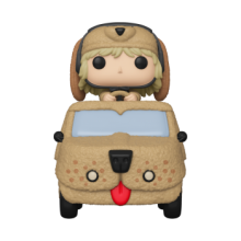 Funko POP! Ride Deluxe Dumb & Dumber - Harry w/Mutt Cutts Van Vinyl Figure