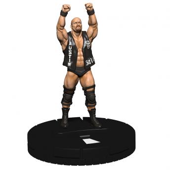 WWE HeroClix: Stone Cold Steve Austin Expansion Pack
