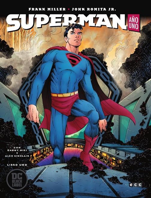 SUPERMAN: AÑO UNO LIBRO UNO (EDICION BLACK LABEL) [CARTONE]