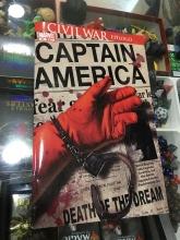 Facsímil: Capitán América Civil War - Epílogo