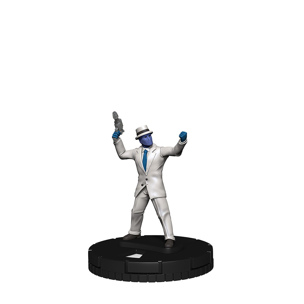 Marvel HeroClix: Earth-X - 039 The Rose