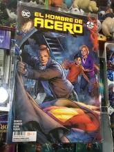 Supermán: El Hombre de Acero 02 (de 06)