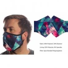 Wild Bangarang Face Mask - COSMIC SPACE Size L