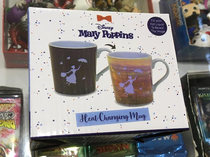 Mary Poppins Taza sensitiva al calor London