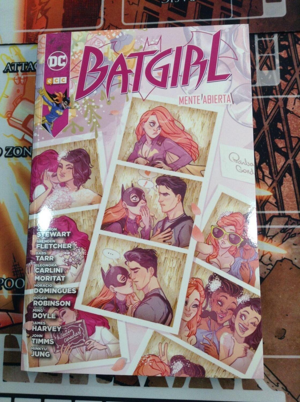Batgirl - Mente abierta