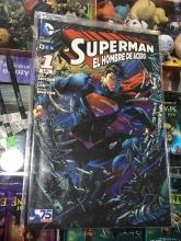 Supermán, El Hombre de Acero 01