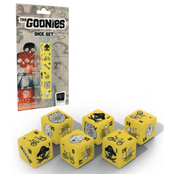 The Goonies Dice Set
