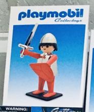 Playmobil Figura Vintage Collection El Soldado Medieval 21 cm