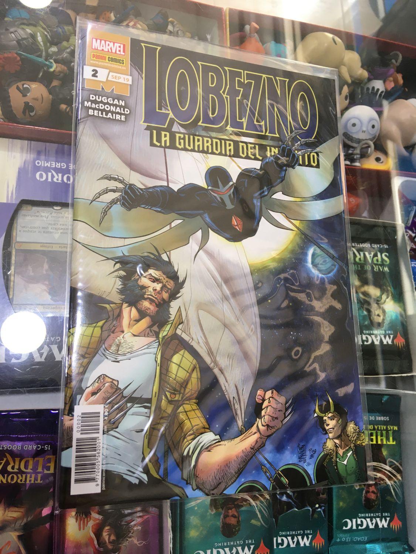 Lobezno, La Guardia del Infinito 02