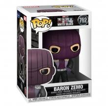 The Falcon and the Winter Soldier Funko POP! Marvel Vinyl Figura Baron Zemo 9 cm