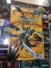 Marvel 2 en 1 - La Cosa y Víctor Von Muerte Iron Man 07