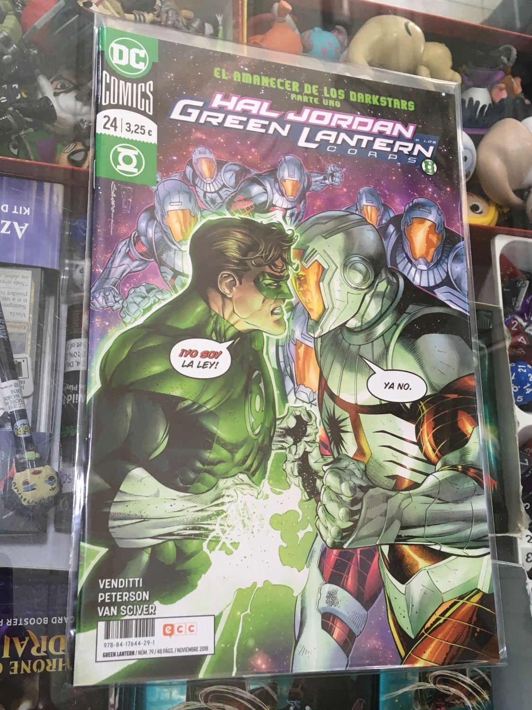 Hal Jordan y los Green Lantern Corps 24