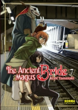 THE ANCIENT MAGUS BRIDE Nº07