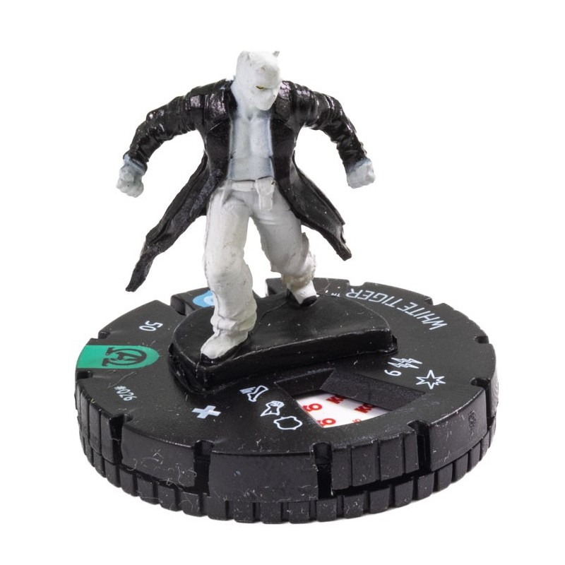 HC Avengers Black Panther and the Illuminati: 026 White Tiger