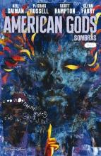 AMERICAN GODS: SOMBRAS Nº08 (8 DE 9)