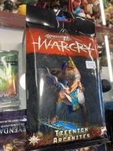 Warcry: Cartas de Tzeentch Arcanites