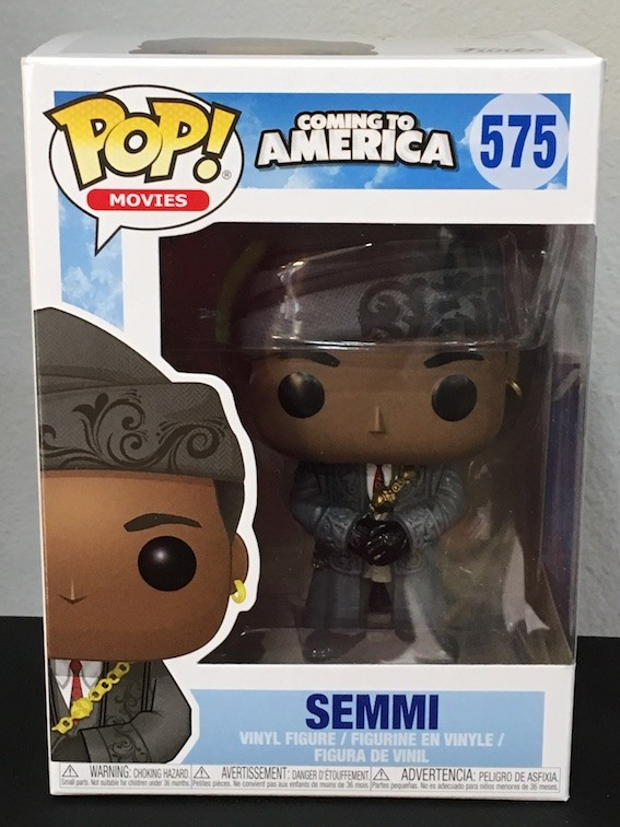 Funko POP! Coming to America - Semmi