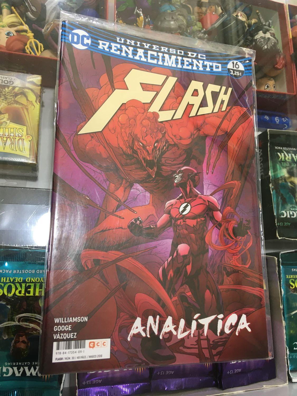 Flash (Renacimiento) 16