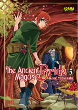 THE ANCIENT MAGUS BRIDE Nº05