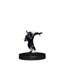 Marvel HeroClix: Earth-X - 061 Venom Black Panther