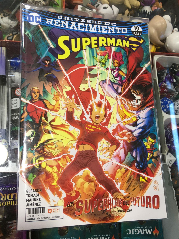 Supermán (Renacimiento) 19