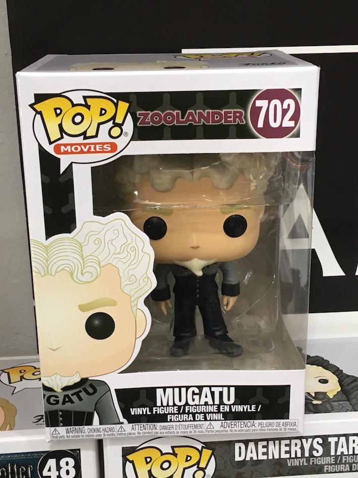 Funko POP! Zoolander - Mugatu