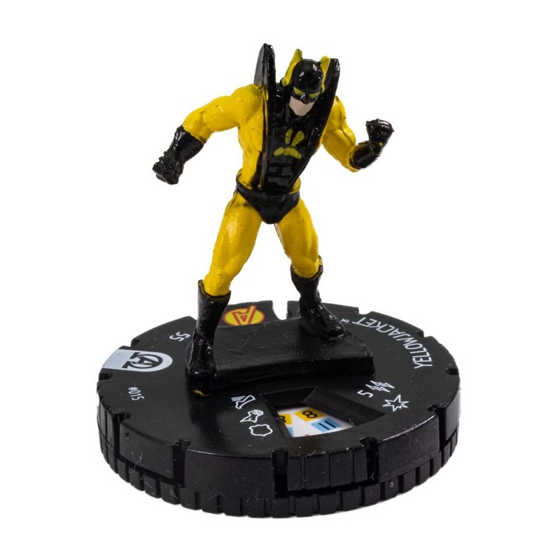 HC Avengers Black Panther and the Illuminati: 015 Yellowjacket
