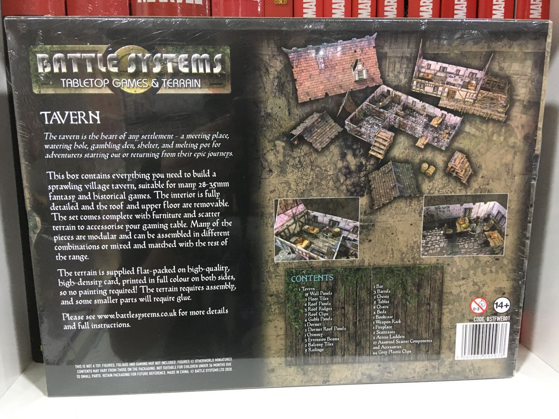 Battle Systems: Tavern - EN