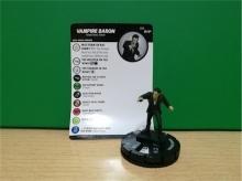 Undead WizKids HeroClix - 015 Vampire Baron