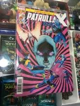 Patrulla-X Azul 59 / 8