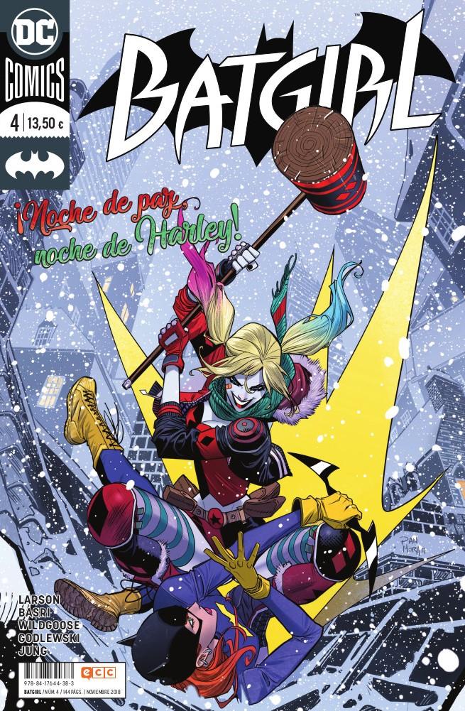 Batgirl núm. 04 (Renacimiento)