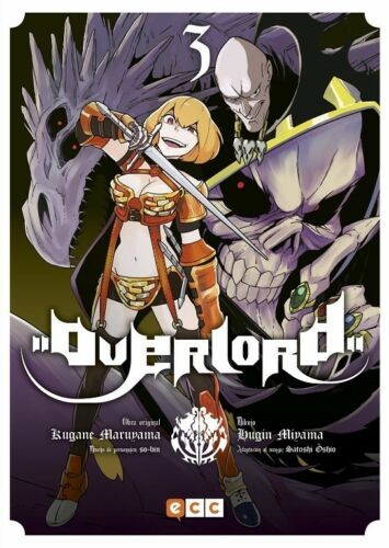Overlord núm. 03