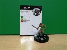 Undead WizKids HeroClix - 003 Skeleton