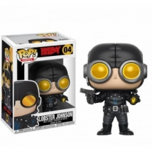 Funko POP! Movies Hellboy - Lobster Johnson Vinyl Figure 10cm