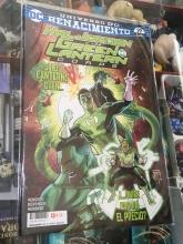 Hal Jordan y los Green Lantern Corps (Renacimiento) 19